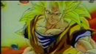 linkin park-crawling (reanimation)-DBZ