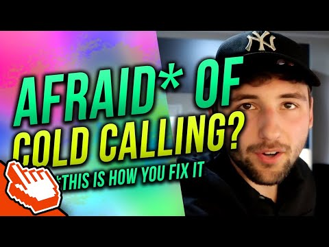 Fastest Way to Get Over Your Fear of Cold Calling | SMMA