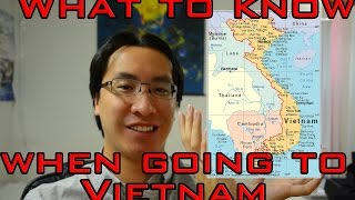 Things to know when going to Vietnam!