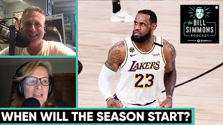 Jackie MacMullan on the 2021 Season, How to Beat The Lakers, & the Draft | The Bill Simmons Podcast