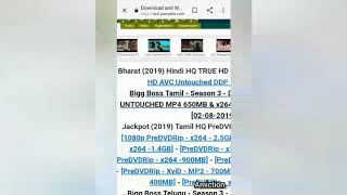 How to download movies from Tamilrockers(In Tamil)