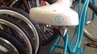 Велосипед круизер Schwinn Cruiser One Women (2014)(Купить велосипед круизер Schwinn в интернет-магазине Санкт-Петербурга: http://trenager.ucoz.com/shop/velosipedy/velosipedy-schwinn/kruizery-sch..., 2014-06-13T06:42:20.000Z)