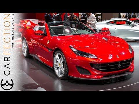 Ferrari Portofino: 590 BHP Entry-Level Drop Top - Carfection