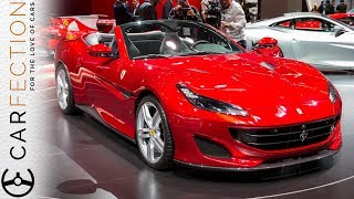 Ferrari Portofino: 590 BHP Entry-Level Drop Top - Carfection