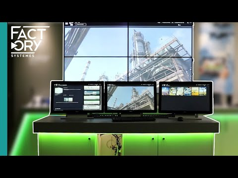 Factory Systemes / Wonderware France : Showroom Factory Digital
