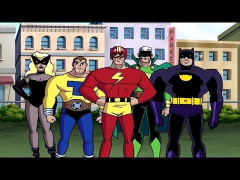 Justice League meet Justice Guild of America!