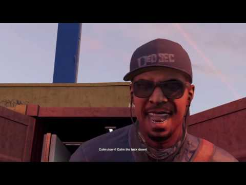 Realistic Difficulty gameplay Episode 21 _ Watch_Dogs 2:  SHANGHAIED