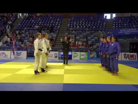 Junior European Judo Championships - 2016 - Croatia-Georgia