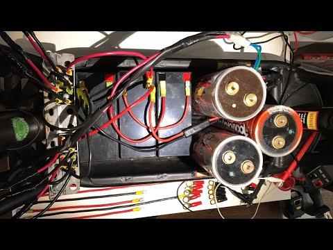 Ev Range Extender Replacing Batteries With Capacitors