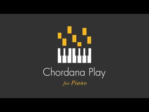 Chordana Play for Piano app