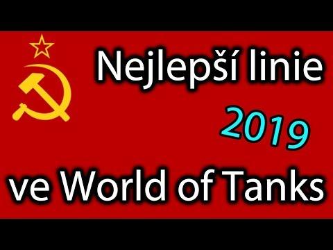 Nejlepší linie ve hře World of Tanks (2019) thumbnail