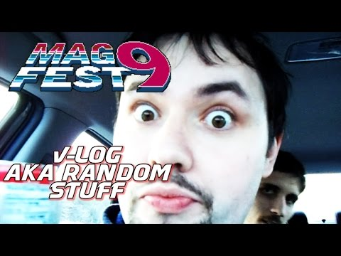 Phelous - Magfest 9 V-Logy Thing