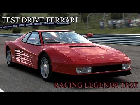 Test drive ferrari racing legends activation code