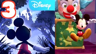 Castle of Illusion Starring Mickey Mouse – Walkthrough #3 (iPhone Gameplay)