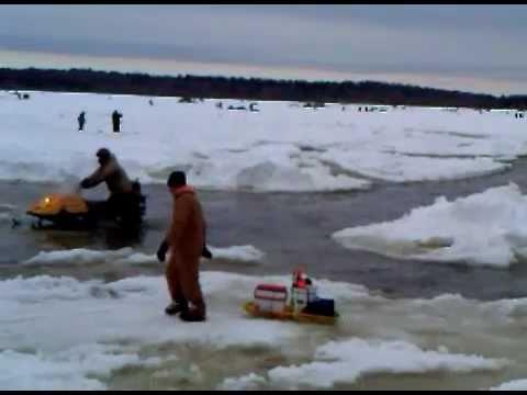 Ny ice fishing 2011 youtube for Ice fishing ny