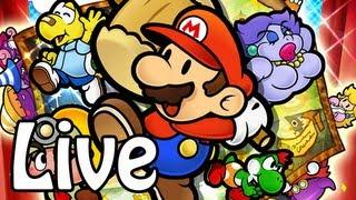 Paper Mario : La Porte Millénaire | Introduction