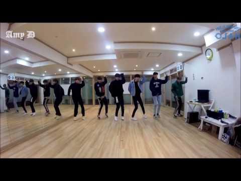 HALO 'Fever' Mirrored Dance Practice 2016