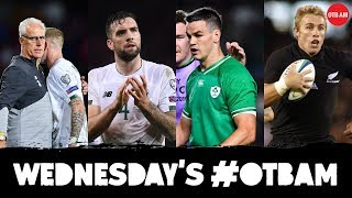 LIVE: OTB AM | Ireland exposed by Swiss, Damien Delaney, All Blacks' Justin Marshall, RWC 2019 |