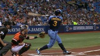SF@TB: Rays' lineup mashes four solo home runs