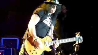 "Slash & Myles Kennedy - ""One Last Thrill"" (Luxembourg 18/06/2012)"