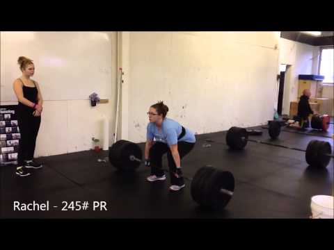 CrossFit Equity: Deadlifts and PR