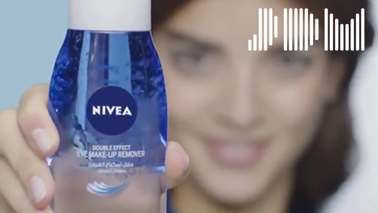 Nivea Double Effect Make Up Remover Music Composition