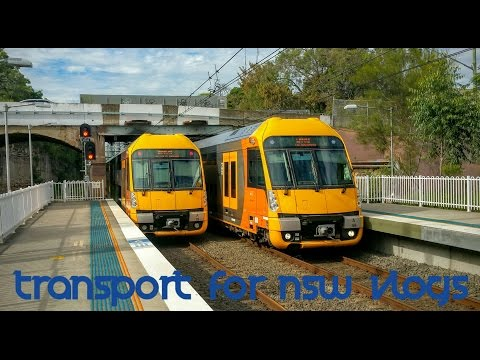 Transport for NSW Vlog No.877 Meadowbank part 2