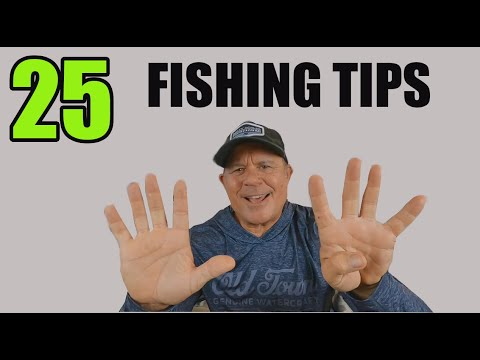 25 Fishing Tips Every Fisherman Needs To Know
