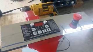 Router CNC -  Spark - Corte de Aço Inox