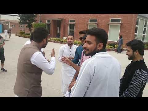 Fooling At Comsats University Wah Campus
