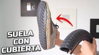 Gelatina zapato interior suela