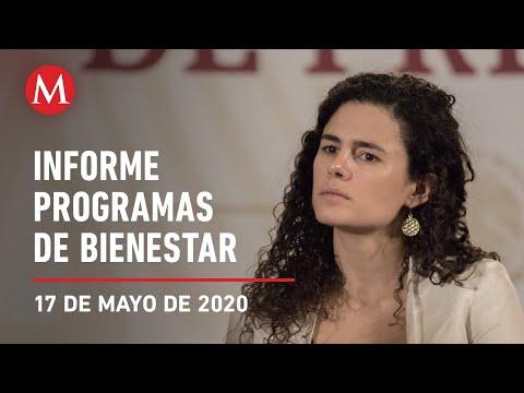 Informe diario sobre Programas de Bienestar, 14 de mayo de 2020из YouTube · Длительность: 50 мин36 с