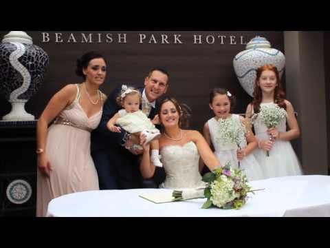 Wedding Highlights  Beamish Park Hotel