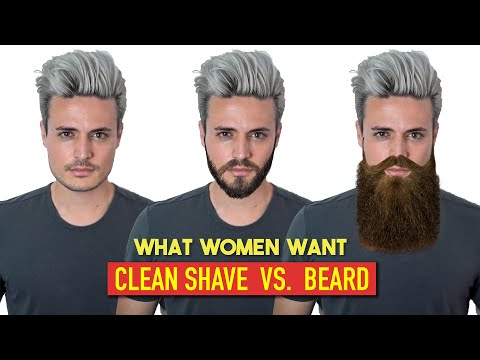 clean-shave-vs.-beard:-do-women-like-facial-hair?