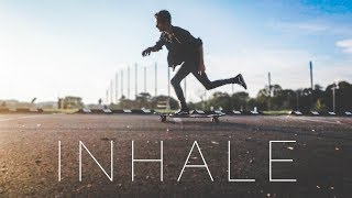 Longboard Dancing & Freestyle I INHALE I Apex 40 Diamond Drop