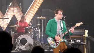 Weezer Cruise 16-Feb-2014 Back to the Shack Live + Drum Finale