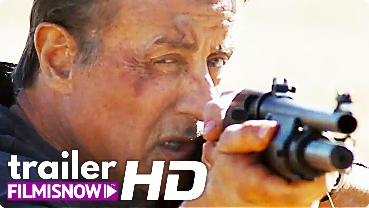 RAMBO 5 - ATÉ O FIM (2019) Teaser Trailer #2 LEG com Sylvester Stallone