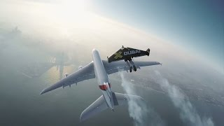 XLTV Exclusive behind the scenes with JETMAN DUBAI -  YVES ROSSY