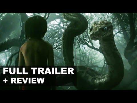 jungle book trailer review