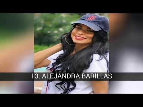 The Most Beautiful Women In Guatemala