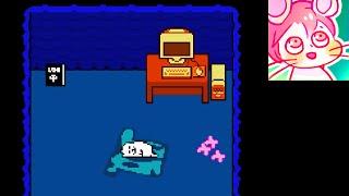 【アンダーテール】エンドロール&名前(スペシャルサンクス)を全て避けると隠された犬の部屋が…? 【Undertale】