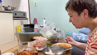 제주 흑돼지 삼겹살, 김치 틈새라면, 롯데마트 닭강정 …