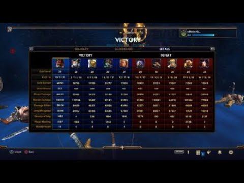 SMITE- how to Ah Puch