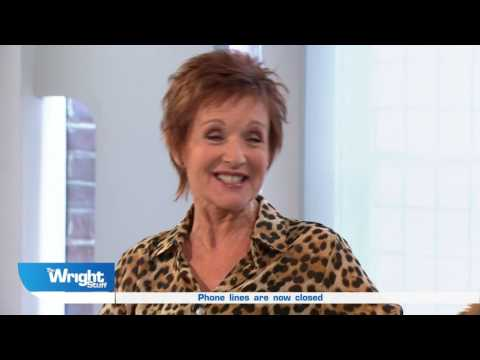 Jackie Woodburne explains why there's always a room for Eddie Redmayne round her house! wrightstuff