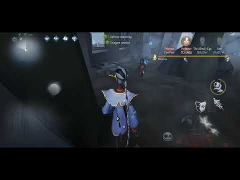 How to secure your first kill, pro ? IDENTITY V