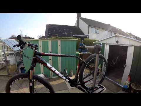 vitus rapide 275 hardtail 2014 new out the box in 4k