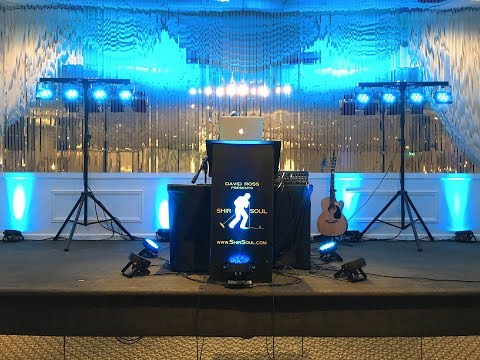 Shir Soul Sound & Lighting - Professional DMX Uplighting & Stage Lighting For Your Next Event!
