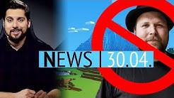 Minecraft: Notch bei Microsoft unerwünscht - News