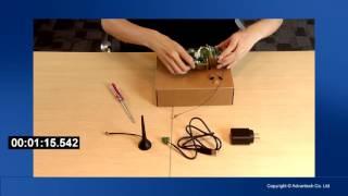Wireless IoT Sensor Node Starter Kit
