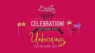 Ipsy Glambag Unboxing December 2013 (Español) Thumbnail